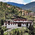bhutan sightseeing tour - Simtokha Dzong