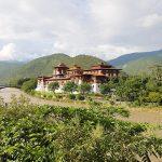 bhutan trekking packages - punakha dzong