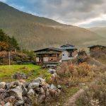 haa valley - bhutan vacation