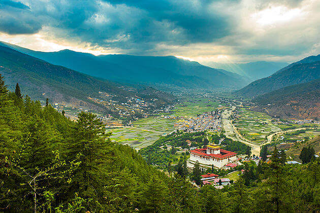 Amankora bhutan tour - 8 days