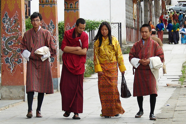 Bhutan Traditional Dress – National Costume