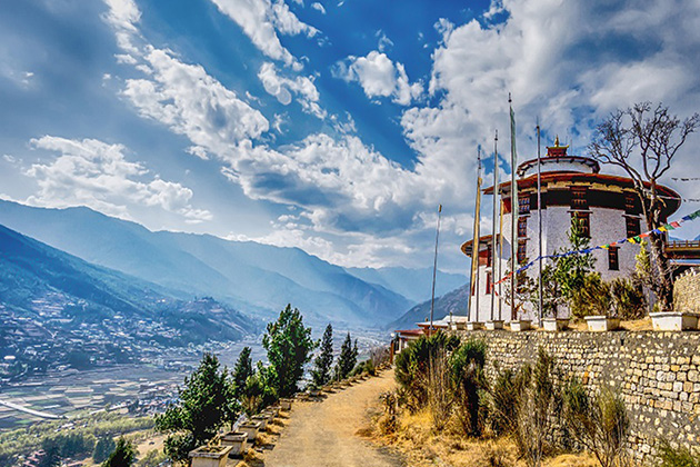is bhutan safe to travel alone