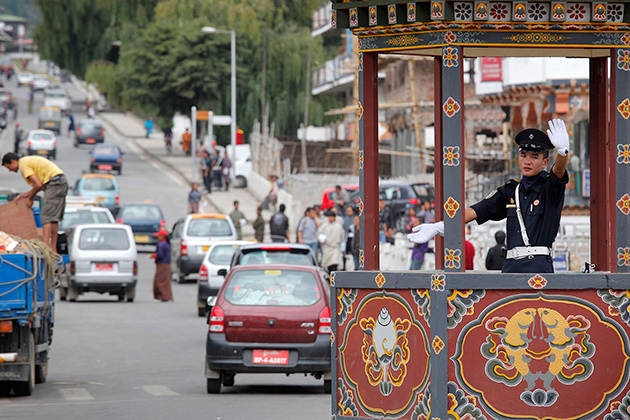 is bhutan safe to travel