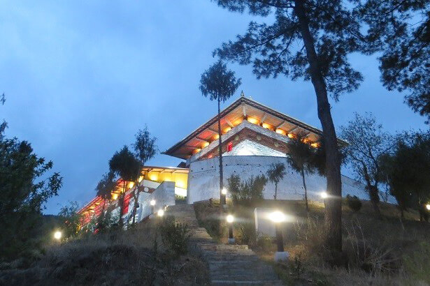 Changangkha Lhakhang - place to do and see in bhutan