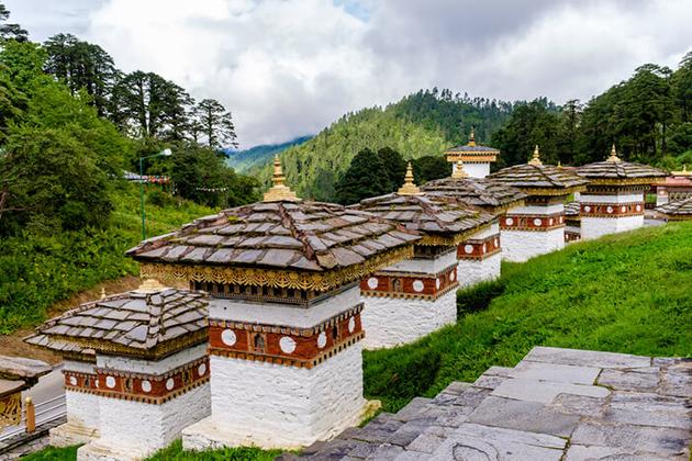 Dochula Pass - Bhutan Highlights