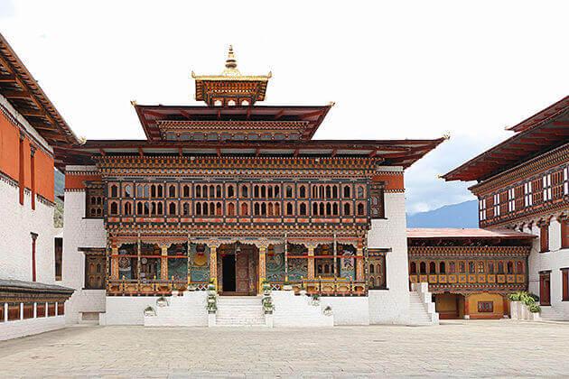 Sightseeing Tour in Bhutan