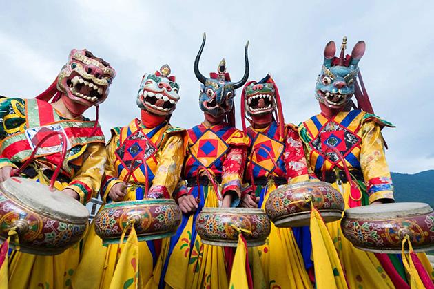 Bhutan Haa Summer Festival