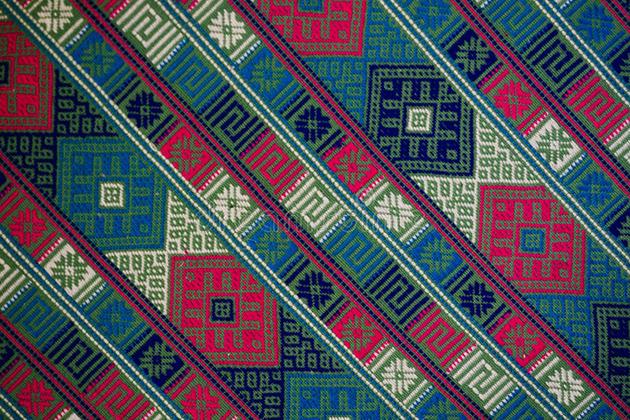 Bhutan Souvenirs - Hand-woven Textiles
