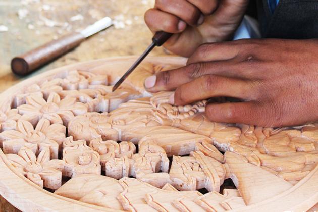 Bhutan Souvenirs - Handicrafts