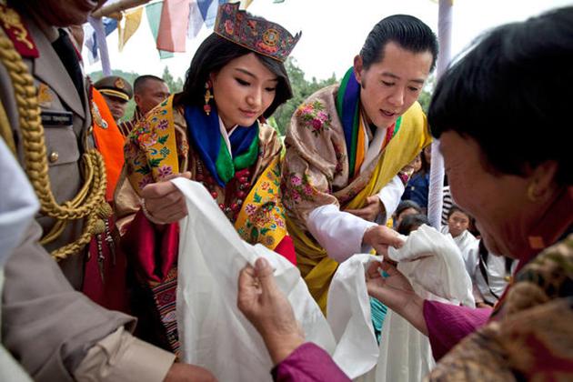 Bhutanese Royal Wedding
