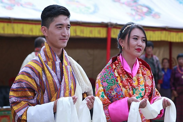 Bhutanese Traditional Wedding & Marriage Customs