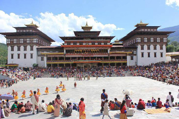 Chorten Kora festival - bhutan off beaten path packages