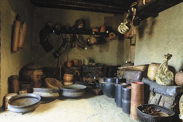Folk Heritage Museum Thimphu Bhutan