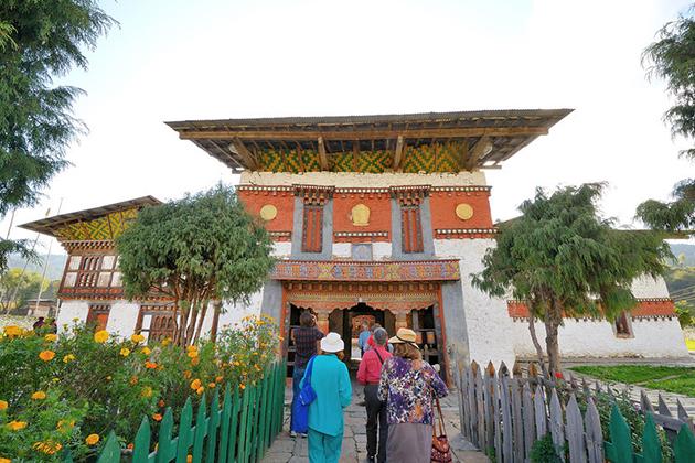 Jambay Lhakhang temple - bhutan family tour itineraries