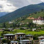 Khaling village Bhutan