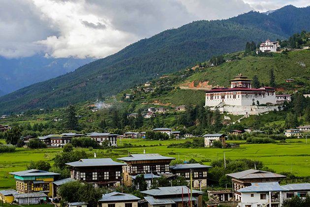 Khaling village - bhutan off the beaten path