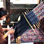 Khoma Village weaving Bhutan