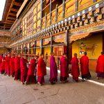 Paro Dzong Monastery