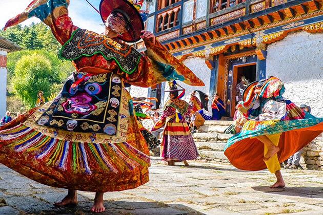 Sakteng Festival