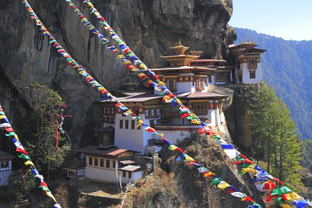 Tiger Nest - Taktsang Monastery, Bhutan