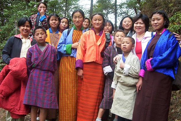 The Ngalop Ethnic Group In Bhutan