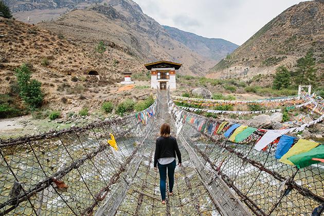 Majestic Western Bhutan – 6 Days