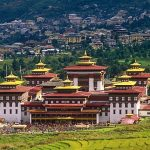 Thimphu scenic view - Bhutan tours