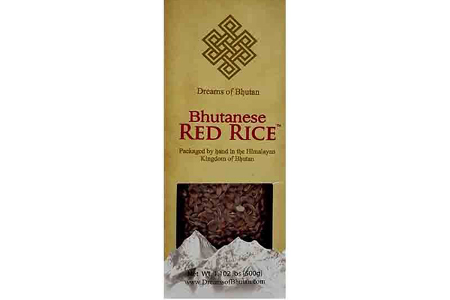 Things to Buy - Bhutan Red Rice