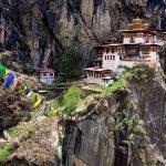 Tiger Nest - Paro Taktsang in Bhutan