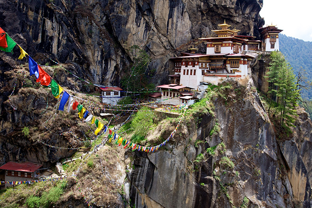 Tiger Nest - majestic western bhutan 6 days