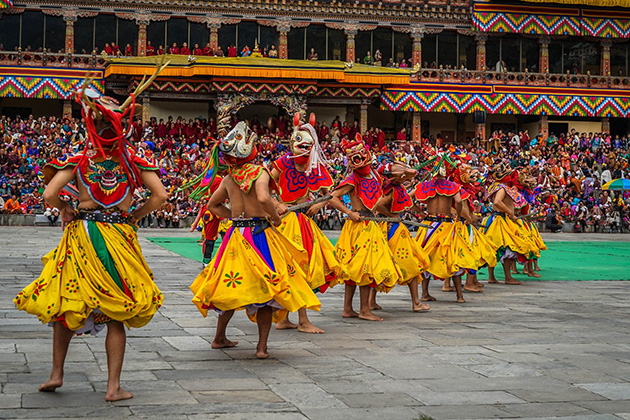 Tips for Bhutan travel in Festival Season