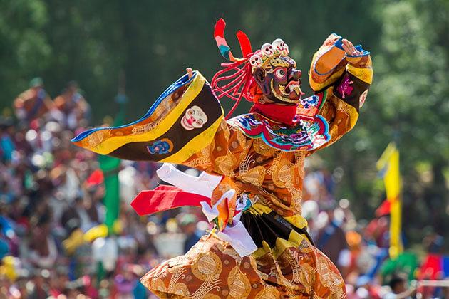 Wangdue Phodrang Festival
