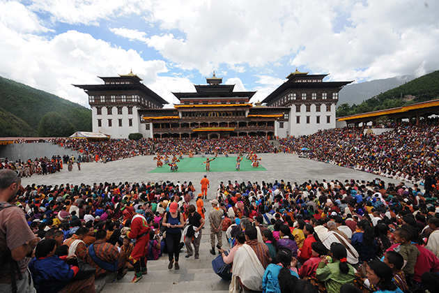 Bhutan Public Holidays in summer