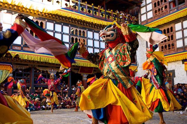 Bhutan Public & Government Holidays - Calendar & Information