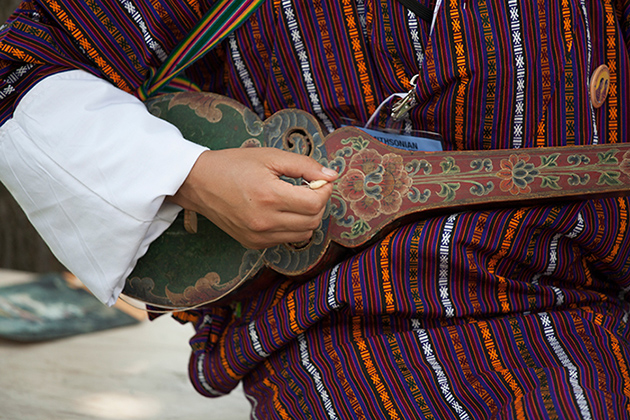 Bhutan Traditional Musical Instruments