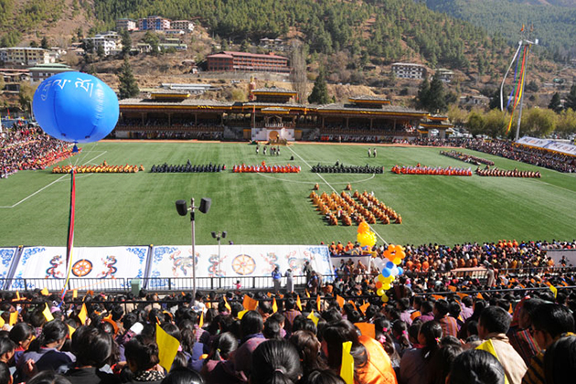 Bhutan Public Holidays in winter