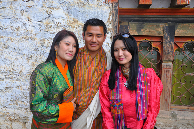 Characteristics of Bhutan People That Make Them Different From Others