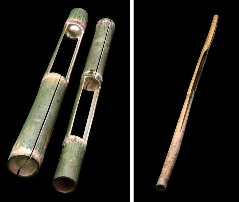 Kapka Ma - Bhutan Percussion Musical Instruments