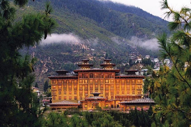 The 6 Best Hotels in Bhutan