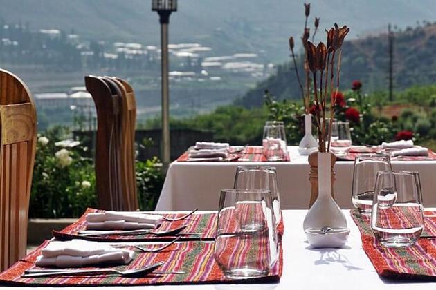 Tou Zaiga Restaurant Paro Bhutan