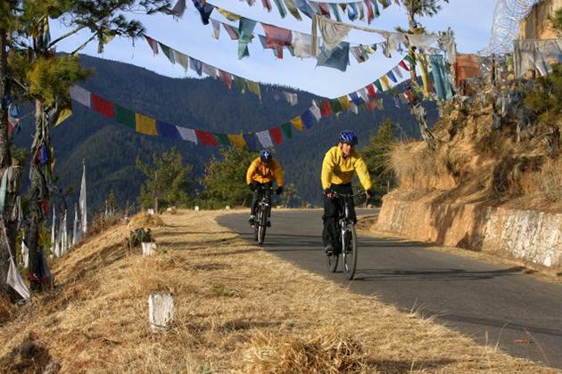Trongsa - Bhutan Biking Tour 2019