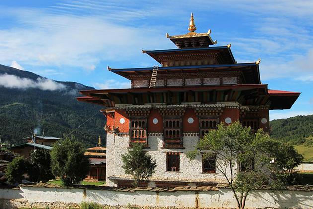 Ura Lhakhang