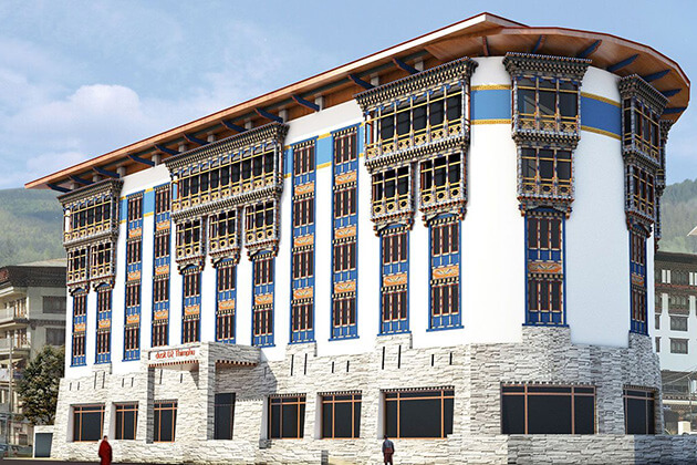 Yarkay Shopping Mall - bhutan best souvenirs