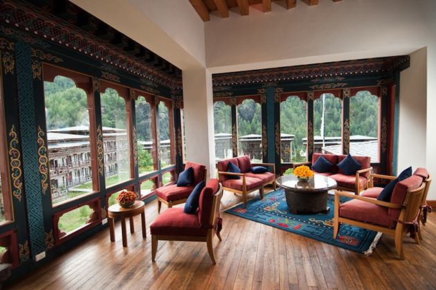 Zhiwa Ling Hotel Bhutan