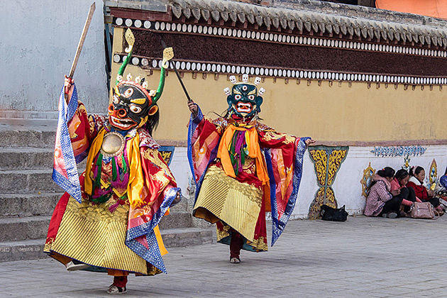 losar new year - bhutan holidays 2019