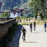 thimphu biking - bhutan mountain biking tours