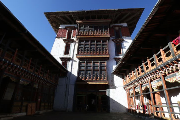 Best Destinations to Visit in Bumthang - Jakar Dzong
