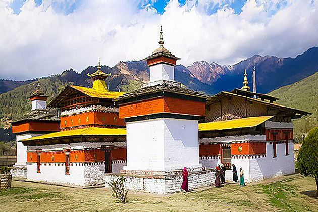 Jambay Lhakhang - attractions in bumthang