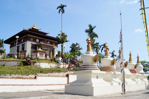 Karbandi Monastery Phuentsholing