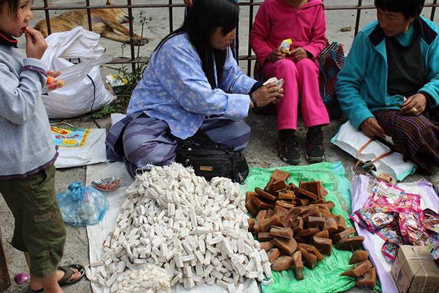 Phuentsholing Market Phuentsholing